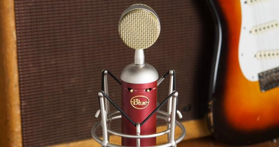 Blue Microphones SL series