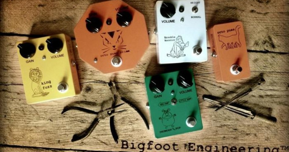 Bigfoot Engineering