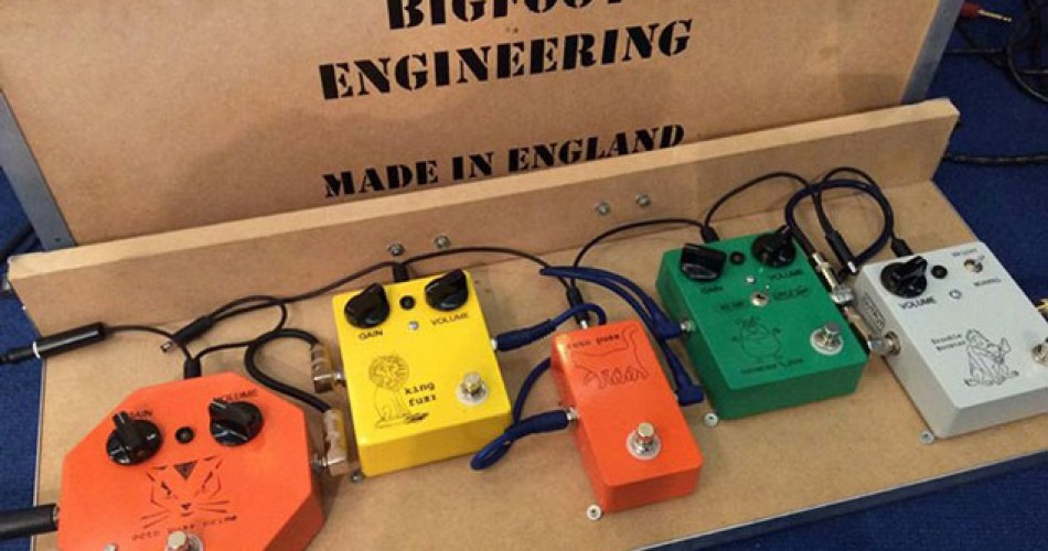 Bigfoot Engineering open up their workshop - part one