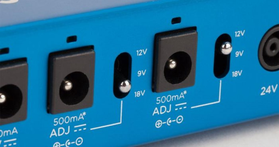 Strymon Announce Adjustable Power Supply