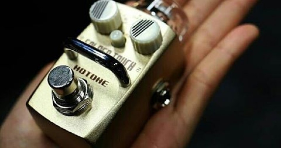 Hotone's new overdrive pedal is here
