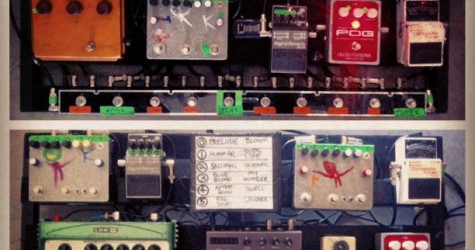 The Foals x Strymon