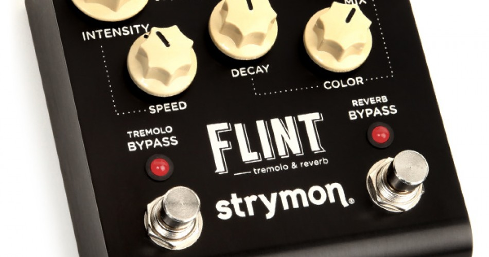 Strymon FLINT coming soon....