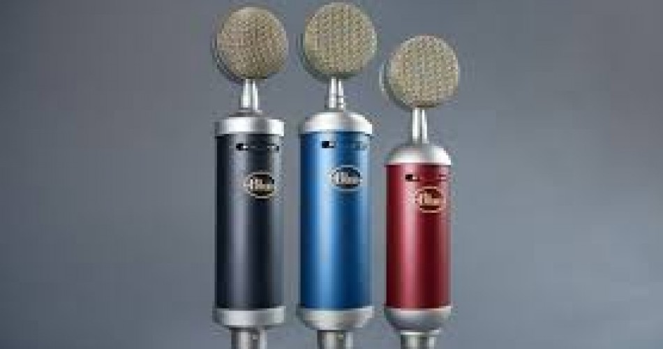 Blue are offering 30% off their Essential Series of Microphones