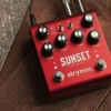 Introducing Strymon Sunset