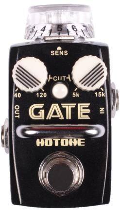 Gate - True Bypass Noise Gate