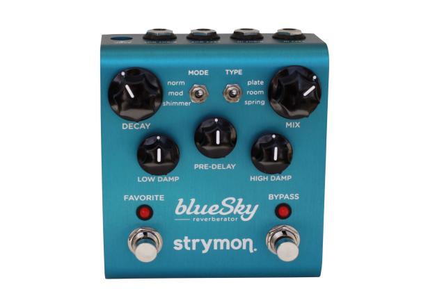 blueSky Reverberator