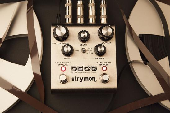 strymon deco distributed by musicpsych. Black Bedroom Furniture Sets. Home Design Ideas